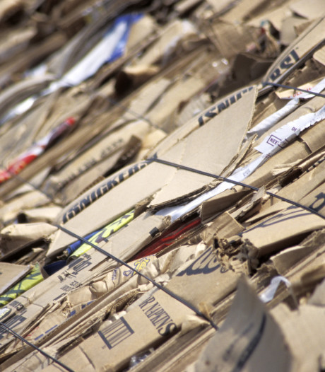 Hoofdbrekens in Sluis over inzameling van afval en oud papier