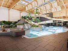 Het nieuwe bad doet aan niets denken aan Het Keerpunt: 'Veel hout en planten'