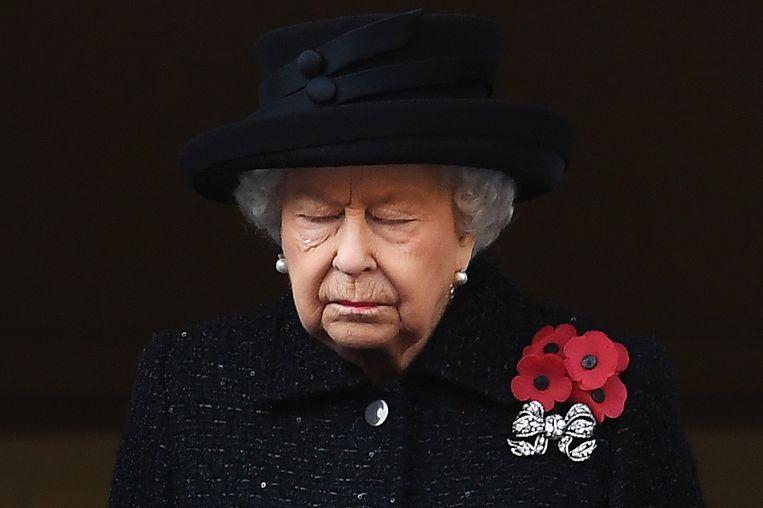 Queen Elizabeth II heeft een zwaar jaar achter de rug.