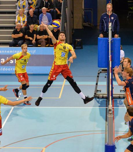 Orion heeft geen moeite met Zwolle