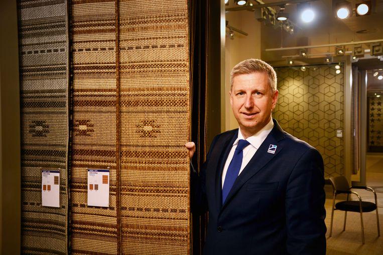 CEO van Balta Tom Debusschere.