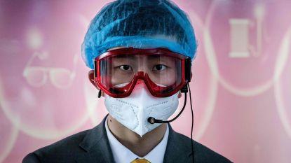 Slechts één nieuw Chinees coronageval raakte in China zelf besmet