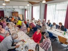 Gratis lunch tegen eenzaamheid valt in de smaak bij inwoners Noord-Beveland
