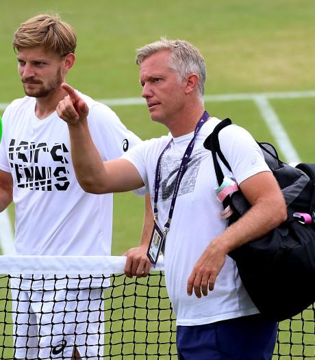 """Le coach de Goffin impressionné par Djokovic: """"Je ne pense pas que Roger et Rafa puissent le battre"""""""