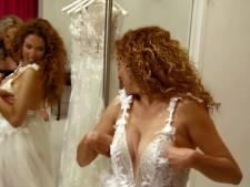 Katja Schuurman kiest trouwjurk: 'Freek houdt wel van decolleté'