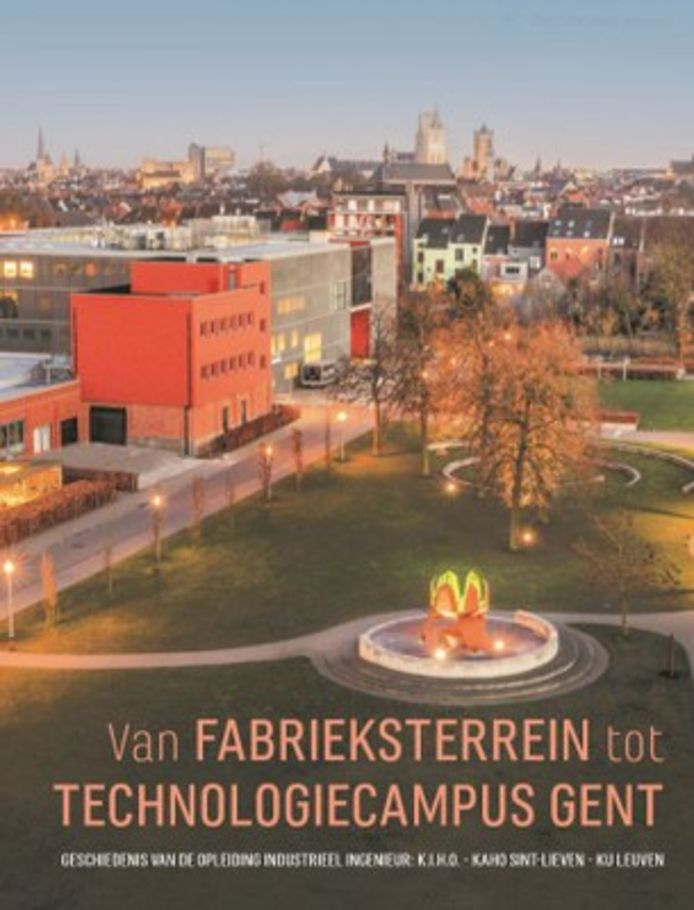Het nieuwe boek over de geschiedenis van de Rabotwijk en de Technologiecampus werd vrijdagavond voorgesteld.