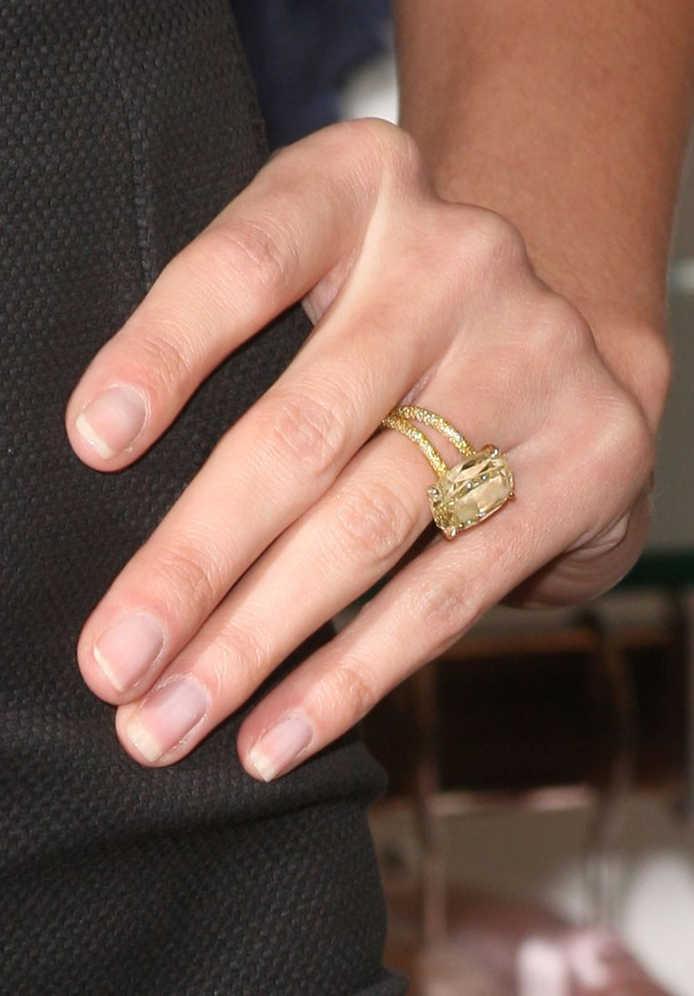 Heidi Klum droeg haar ring met trots maar na 7 jaar was het op.