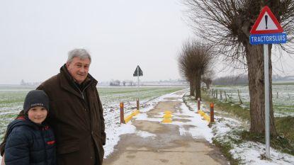 Tractorsluis Ranshovenstraat wordt niet door iedereen warm onthaald