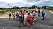 Kinderen school Tumuli herbeleven het Romeins verleden van Tongeren