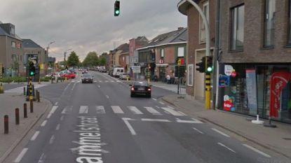 Werken aan kruispunt Wichelsesteenweg-Vijverstraat