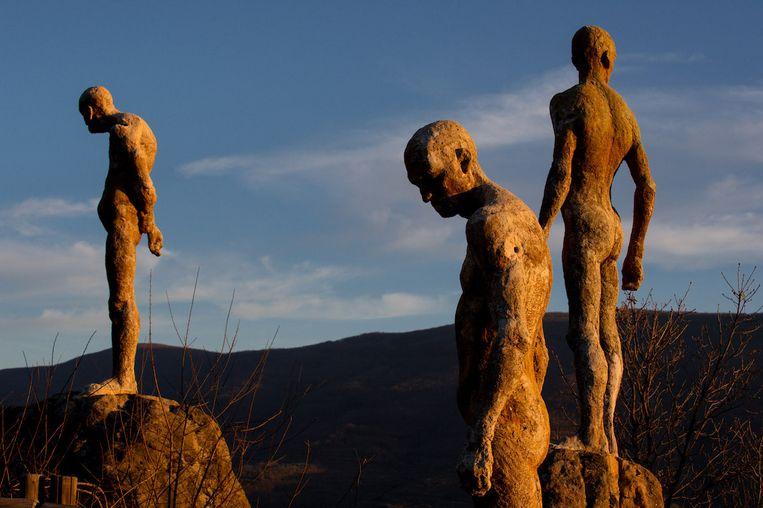 Filmbeeld uit 'El Silencio de Otros'. Beeld