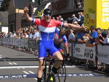 Visser wint amateurrace in Boxmeer, thuisrijder Arts eindigt als derde