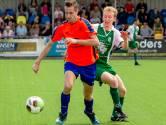 Finale play-offs PSV tegen SV Valkenswaard op sportpark Zeelst