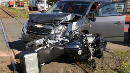Drie collega's betrokken bij ongeval tijdens shiftwissel