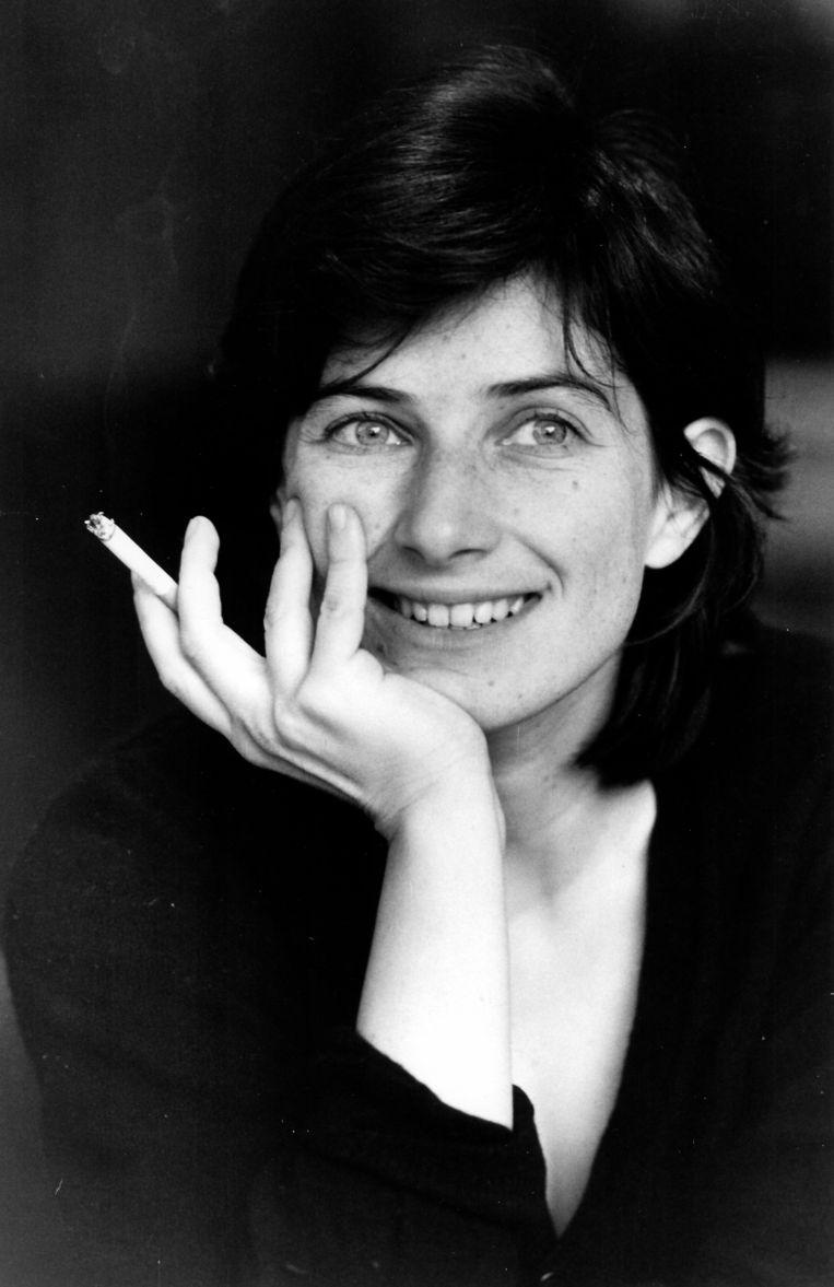 Chantal Akerman Beeld  Kenneth Saunders