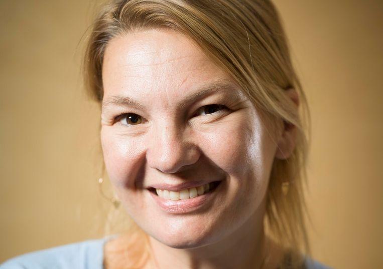 Neuropsycholoog Eveline Crone Beeld Merlijn Doomernik