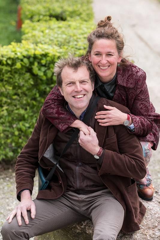 Jack en Lucy, nu nog Dichter des Achterhoeks. Foto: Jan van den Brink