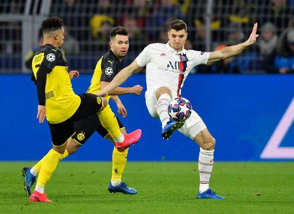 Thomas Meunier op weg naar Dortmund?