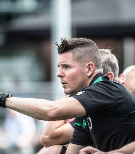 Jeroen Spies blijft trainer bij RKZVC