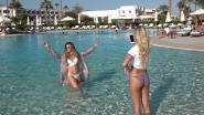 Kijk mee achter de schermen van de Miss België-reis in het snikhete Sharm-el-Sheikh