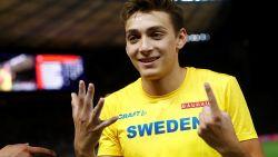 Memorial Van Damme mag volledig EK-podium polsstokspringen verwelkomen