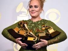 'Adele werkt aan nieuw album'