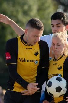 Domper voor korfbalminnend Kampen: geen zaalderby  dit seizoen