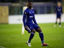 Vitesse huurt Ghanese spits Dauda van Anderlecht