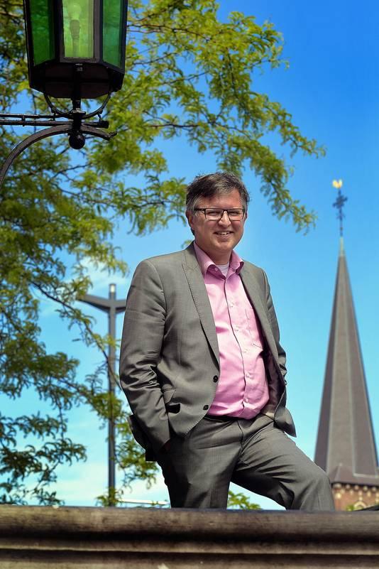 Ger de Weert is de opvolger van Jan van Hal als wethouder van de gemeente Etten-Leur.