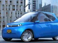 Eindhovense studenten ontwikkelen auto van suiker en andere afbreekbare materialen