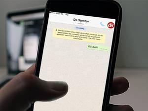 Volg de Stentor op Whatsapp!