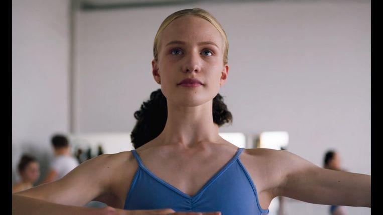 'Girl' van Lukas Dhont, acteur viktor polster