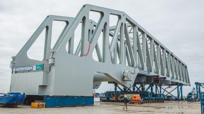Giga-transport in Gentse haven: Aelterman bouwt mee aan Antwerpse Kieldrechtsluis