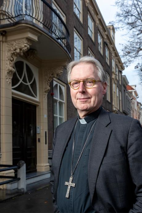Kerstboodschap bisschop Gerard de Korte in Den Bosch: internet is open riool van beledigingen