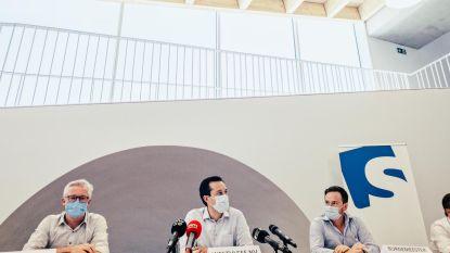 Vanaf morgen mondmaskerplicht in Staden, Westvlees blijft voorlopig open