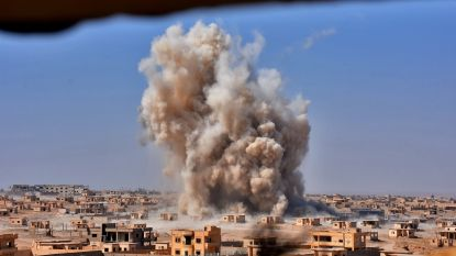 Moskou geeft toe dat tientallen Russische huurlingen in Syrië gewond zijn geraakt
