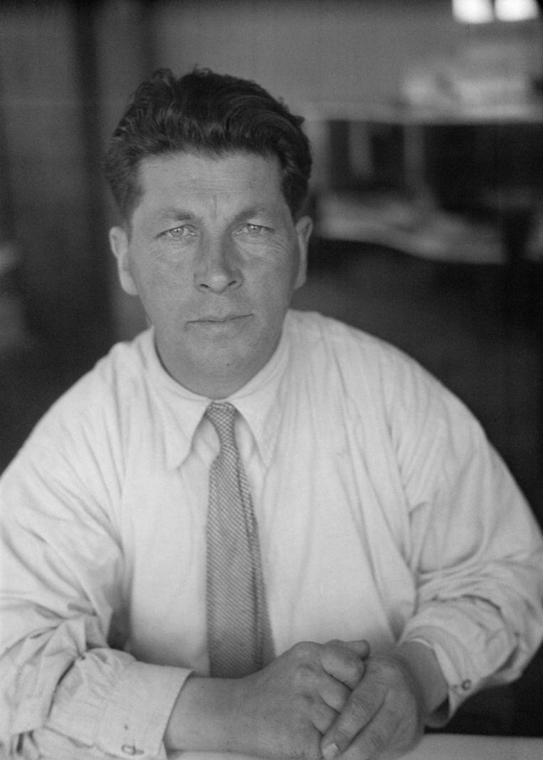 Gerrit Rietveld. Beeld Hollandse Hoogte