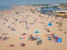 Horecatycoon bedankt voor fonkelnieuw strandpaviljoen 'om coronabeleid Den Haag'