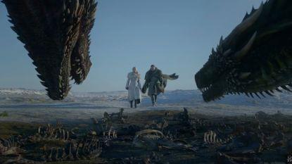 De trailer van het laatste seizoen van 'Game of Thrones' is er (en die onthult al heel wat)