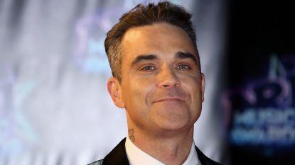"""Robbie Williams bekent: """"Elton John dwong me om af te kicken"""""""
