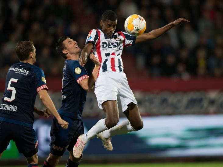Wel eredivisierecord, geen clubrecord voor Willem II-spits Isak