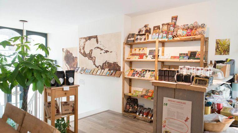 Chocolade van over de hele wereld: je leert, proeft en koopt het in het Cacaomuseum Beeld Charlotte Odijk