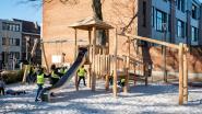 Ingespeeld én goedgekeurd: kinderen in de wolken met nieuw speelterrein Van Den Hautelei