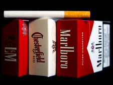 Sigaret krijgt vanaf 2020 een 'saaie' verpakking