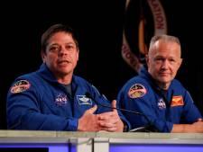NASA stuurt astronauten eind mei voor het eerst met SpaceX naar ISS