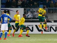 Fortuna Sittard lost NEC af als koploper