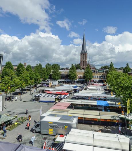 Markt in Hengelo stopt woensdag eerder vanwege hitte