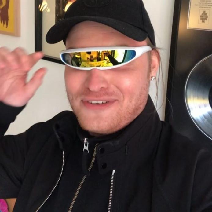 Rapper Donnie en zijn snelle planga.