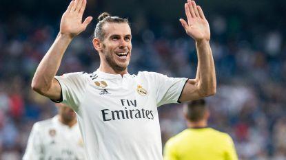 Courtois ziet vanop de bank hoe Real achterstand ombuigt in ruime zege: Bale en Benzema helpen 'Koninklijke' aan zege én leidersplaats
