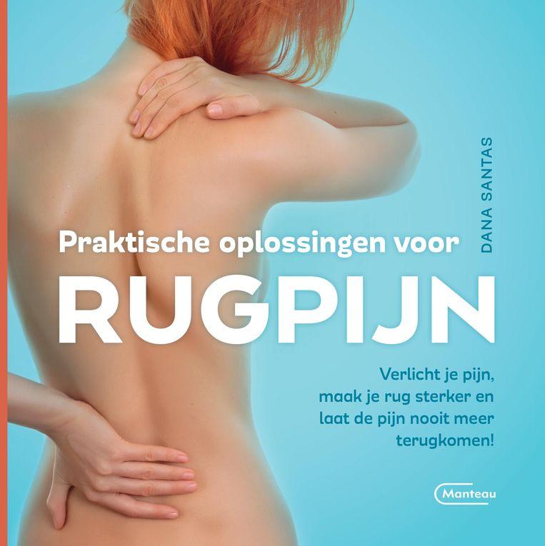 'Praktische oplossingen voor rugpijn'. Dana Santas. Manteau. € 21,99